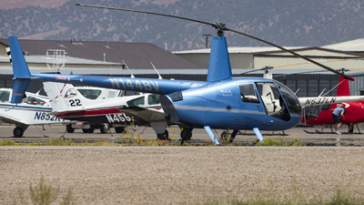 N144BV - Robinson R44 Raven - SUU Southern Utah University Aviation