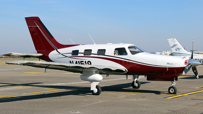 N41518 - Piper PA-46-350P Malibu Mirage - Private