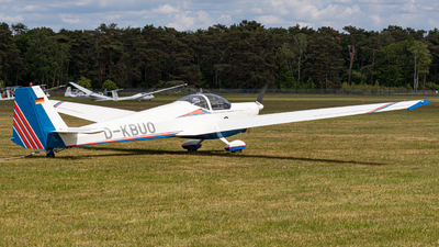D-KBUO - Scheibe SF.25C Falke - Private