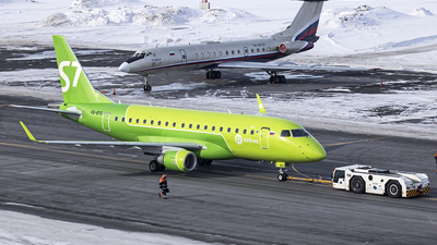 VQ-BYS - Embraer 170-100SU - S7 Airlines