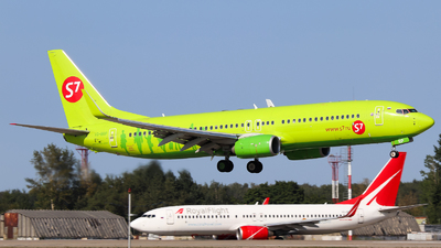 VQ-BRP - Boeing 737-8LP - S7 Airlines