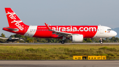 A picture of 9MRAQ - Airbus A320251N - AirAsia - © JC28