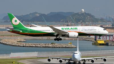 A picture of B17883 - Boeing 7879 Dreamliner - EVA Air - © eyey328