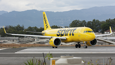 A picture of N916NK - Airbus A320271N - Spirit Airlines - © chalymtz