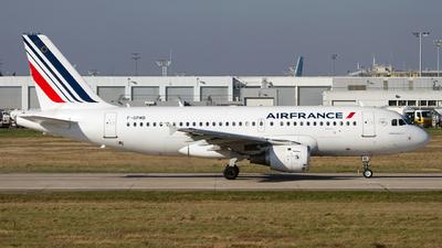 A picture of FGPMB - Airbus A319113 - [0600] - © Fabrizio Gandolfo