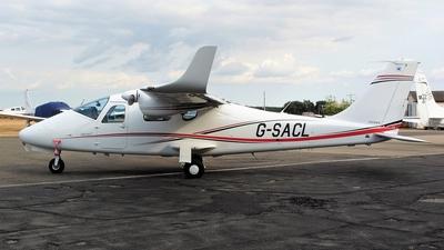 G-SACL - Tecnam P2006T - Private