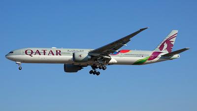 A7-BAX - Boeing 777-3DZER - Qatar Airways