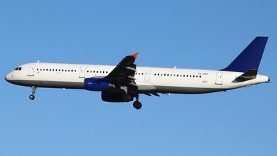 TC-OAF - Airbus A321-231 - Onur Air