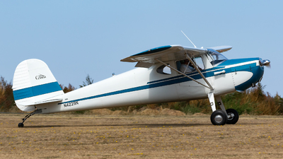 N4229N - Cessna 140 - Private