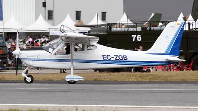 EC-ZGB - Tecnam P92 Echo Super - Private