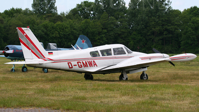 D-GMWA - Piper PA-30-160 Twin Comanche B - Private