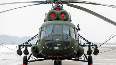 641 - Mil Mi-8T Hip - Poland - Army