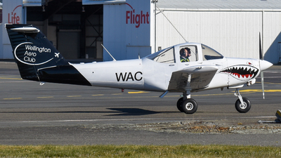 A picture of ZKWAC - Piper PA38112 - [3882A0086] - © Harris Thomson