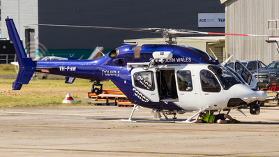 VH-PHW - Bell 429 - Australia - New South Wales Police