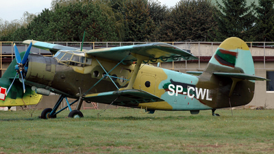 SP-CWL - PZL-Mielec An-2 - Private