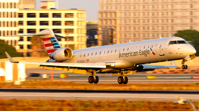 N730SK - Bombardier CRJ-701ER - American Eagle (SkyWest Airlines)
