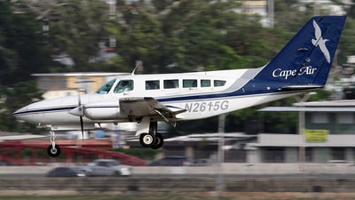 N2615G - Cessna 402C - Cape Air