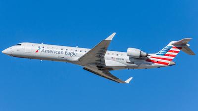 N718SK - Bombardier CRJ-701ER - American Eagle (SkyWest Airlines)