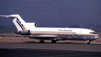 VH-TBM - Boeing 727-276(Adv) - Trans Australia Airlines (TAA)