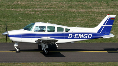 D-EMGD - Beechcraft C24R Sierra 200 - Private