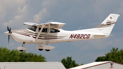 A picture of N482CG - Cessna T182T Turbo Skylane - [T18208438] - © Jeremy D. Dando