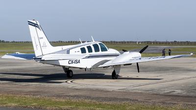 CX-ISA - Beechcraft 58 Baron - Private