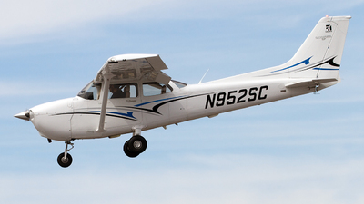 N952SC - Cessna 172S Skyhawk SP - Private
