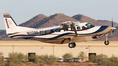A picture of N1129G - Cessna 208B Grand Caravan - [208B0924] - © AviaStar Photography