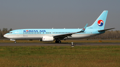 HL8244 - Boeing 737-8Q8 - Korean Air
