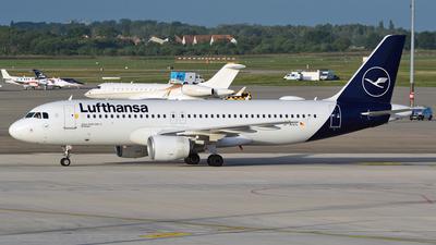 D-AIZC - Airbus A320-214 - Lufthansa
