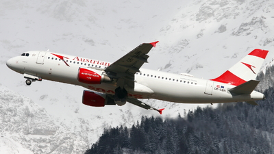 A picture of OELBN - Airbus A320214 - Austrian Airlines - © Marcel Schmidt