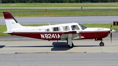 N8241A - Piper PA-32R-301T Turbo Saratoga SP - Private