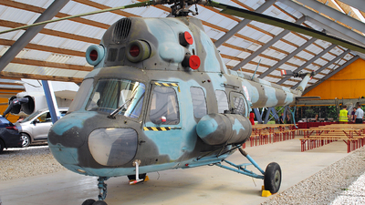 0615 - PZL-Swidnik Mi-2 Hoplite - Poland - Air Force
