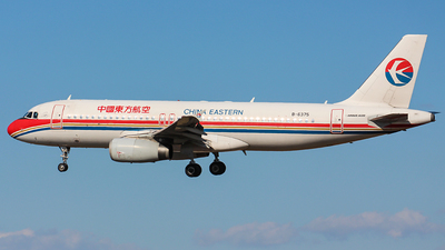 B-6375 - Airbus A320-232 - China Eastern Airlines
