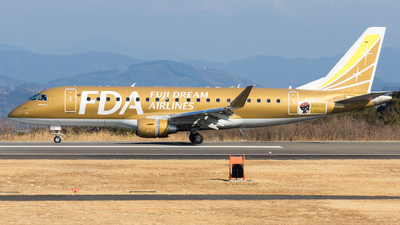 JA09FJ - Embraer 170-200STD - Fuji Dream Airlines