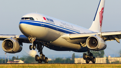 B-6536 - Airbus A330-243 - Air China