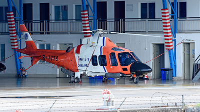 B-7778 - Agusta A109S Grand - China - Maritime Safety Administration