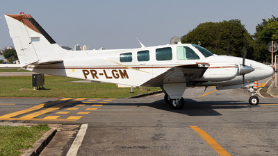 PR-LGM - Beechcraft 58 Baron - Private