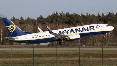 9H-QBZ - Boeing 737-8AS - Malta Air (Ryanair)