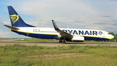 A picture of EIEST - Boeing 7378AS - Ryanair - © Calin Horia Lupu