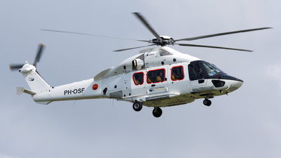 PH-OSF - Airbus Helicopters H175 - Heli Holland