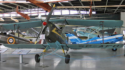 SP-AFO - Bücker 131B Jungmann - Private