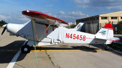 N45458 - Piper PA-18-150 Super Cub - Private
