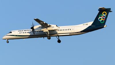 SX-OBD - De Havilland Canada Dash 8-400 - Olympic Air
