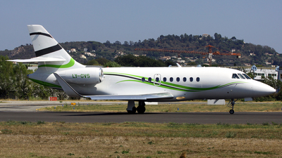 LY-GVS - Dassault Falcon 2000S - Private