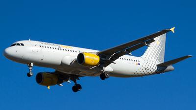 A picture of ECKFI - Airbus A320216 - [3174] - © Fabrizio Berni