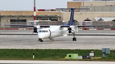 A picture of C9AUZ - De Havilland Canada Dash 8400 - LAM Mozambique Airlines - © Matthew.S