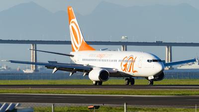 PR-GOE - Boeing 737-75B - GOL Linhas Aéreas