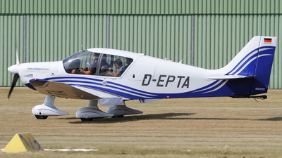 D-EPTA - Robin DR400/135cdi Ecoflyer - Luftsportring Aalen