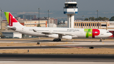 CS-TOD - Airbus A340-312 - TAP Air Portugal